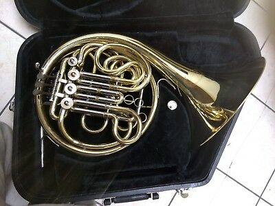 Jupiter Double French Horn - FREE SHIPPING! Please read description!