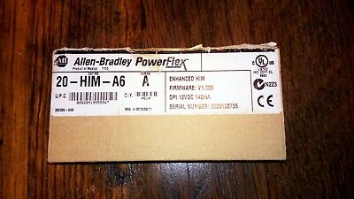 AB Allen Bradley 20-HIM-A6 PowerFlex HIM Module