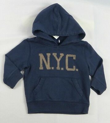 Gap Baby Boys Hoodie, Cotton Hoodie Jumper Sizes 18/24