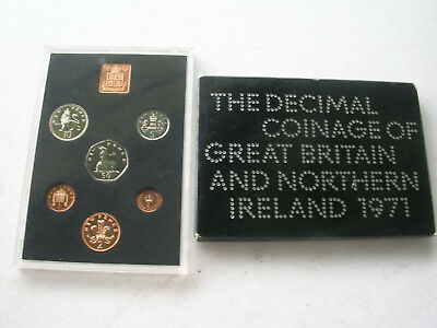 great britain and northern ireland set 1971