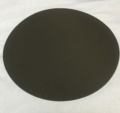 """Viton Rubber Gasket Material - 7 inch Disc x 1/8"""" - 1 piece"""