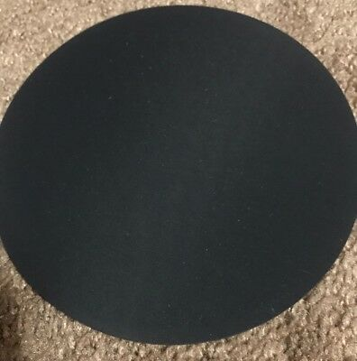 """Viton Rubber Gasket Material - 3 1/8 inch Disc x 1/16"""" - 1 piece"""