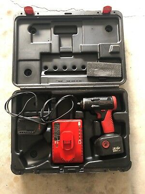 """Snap On Cordless 14.4V CT4410A 3/8"""" Drive Impact Wrench"""