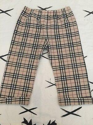 Authentic Burberry Pants