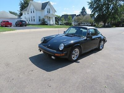 1982 Porsche 911 911CS 1982 PORSCHE 911 SC TARGA CALIFORNIA CAR SEE VIDEO # MATCH 70 71 72 73 74 75 76