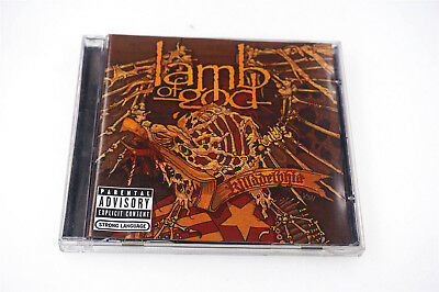 Lamb Of God - Killadelphia  828767576527 CD A2091