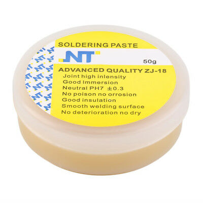 50g Rosin Soldering Flux Paste Solder Welding Grease Cream for Phone PCB CN