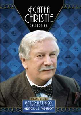 Agatha Christie Collection: Featuring Peter Ustinov (3-Disc) NEW DVD