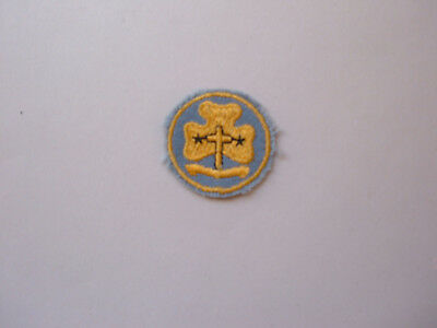 SPAIN - Girl Guides - scout badge #2