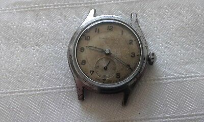 Early White Star mens watch needs restoring pre 1930s