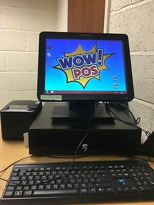 Wowpos EPOS system small business