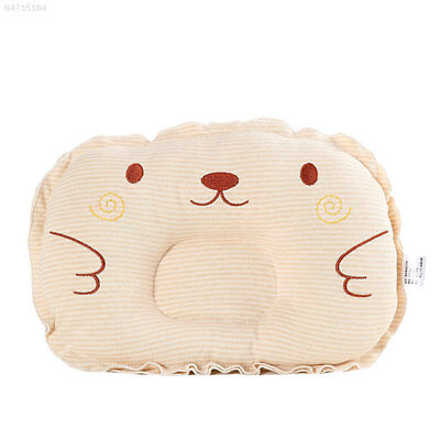 D65E Baby Pillow Cushion Stripes For Infants Soothing Baby Care Bedding Lovely