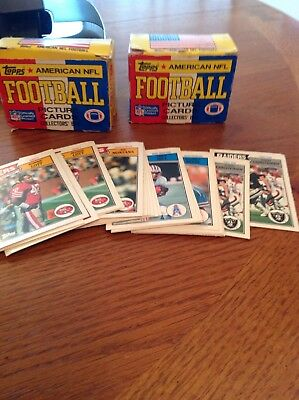 Topps American Nfl Collectors Cards X2