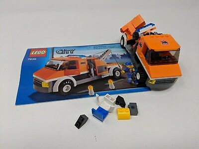 Lego City Construction Tipper Truck 4434 2150 Picclick