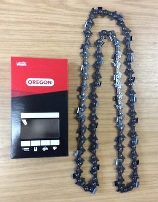 "FULL CHISEL OREGON CHAINSAW CHAIN 73LPX 72 drive links 3/8"" .058"" 1.5mm 73LPX072"