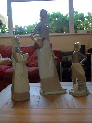 Lladro Figurine bundle