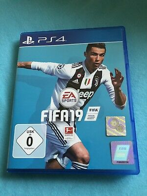 FIFA 19 PS4 (Sony PlayStation 4)
