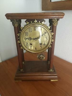 Kaminuhr,Tischuhr.Table Clock, Bracket Clock, Pendeluhr