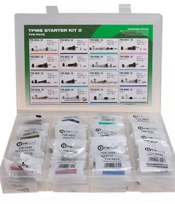 New TPMS Starter Kit 2, RDKS TPMS Service Kit Complete Set *Next Day Delivery*