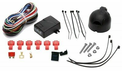 7pin Towbar Electrics Trailer Wiring + Bypass Relay for Volvo V-50 V50 2004 On