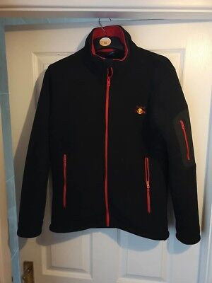 Mens Red Bull zip fleece