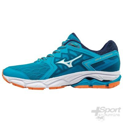 mizuno wave connect 3 arancione