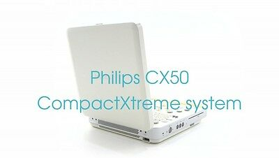 Philips CX50 CompactXtreme C/V – New Portable Ultrasound. 1-YEAR WARRANTY!