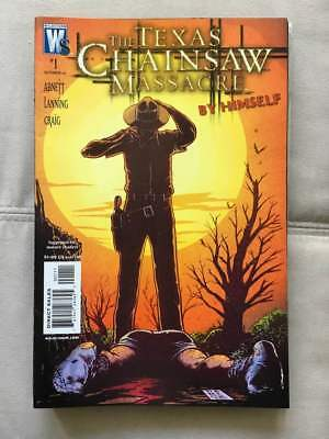 Texas Chainsaw Massacre #1 Comic Book By Himself Gore Leatherface Bloody Kills!!