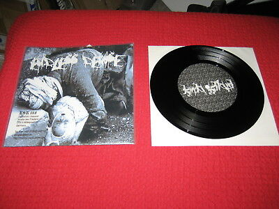 "ENDLESS DEMISE / SLAUGHTER OF THE INNOCENTS Spl7"" excruciating terror in disgust"