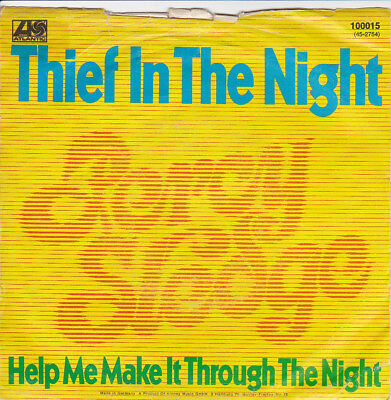 Percy Sledge - Thief In The Night - Help Me Make It Through The Night