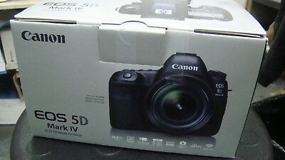 "Canon Eos 5D Mark Iv 30.4Mp Digital Camera ""body Only"""