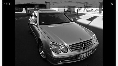 Mercedes-Benz CLK 200 Kompressor Coupe ELEGANCE