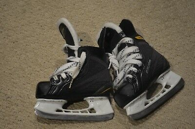 Bauer Supreme S140 Hockey Skate Youth Toddler Size 6 (Y6R)
