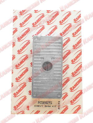 Rancho RS8125  Differential Pinion Angle Shim