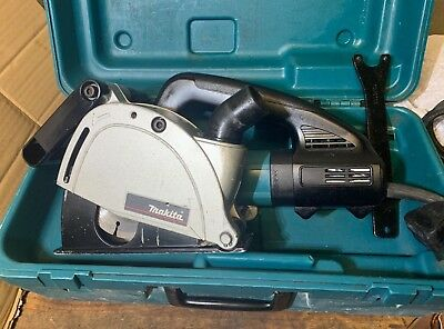 MAKITA WALL CHASER SG1250 125mm 230V SUPER JOINT SYSTEM