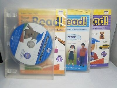 Your Baby Can Read Early Language Development System