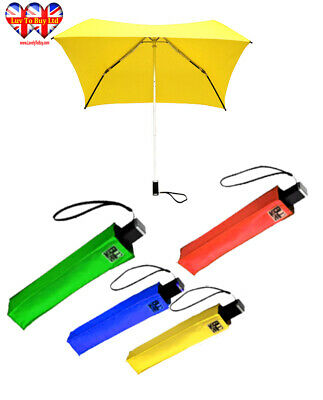 Ladies Square Folding Windproof,Xtra STRONG Auto Open/Close Umbrella(4 Colors)