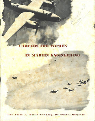"""""""Careers For Women In Martin Engineering"""" Booklet"""