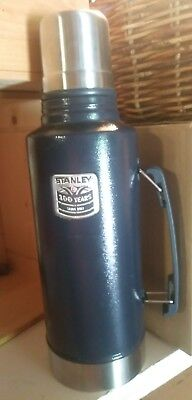 Stanley Thermos 100 years Blue