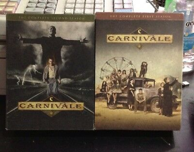 Carnivale Complete Series ~ First & Second Season 1 & 2
