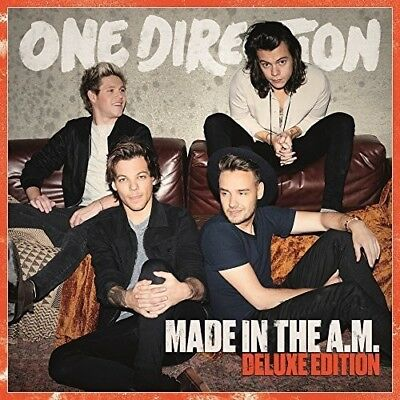 Made In The A.M. - One Direction (2015, CD NEW) 888751589223