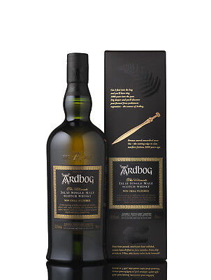 Ardbeg Ardbog Cask Strength Single Malt Scotch Whisky (700ml)