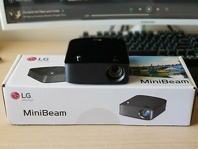 Lg Minibeam Ph150b mini projector bluetooth enabled miracast