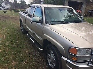 2005 GMC Sierra 1500 1500 Great running truck