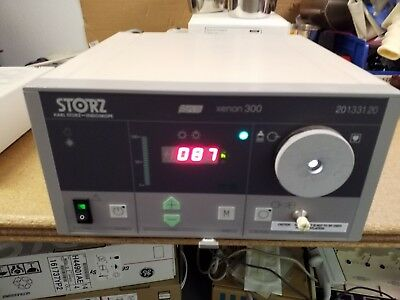Karl Storz 20133120 Xenon 300 Light Source as pictured in great condition