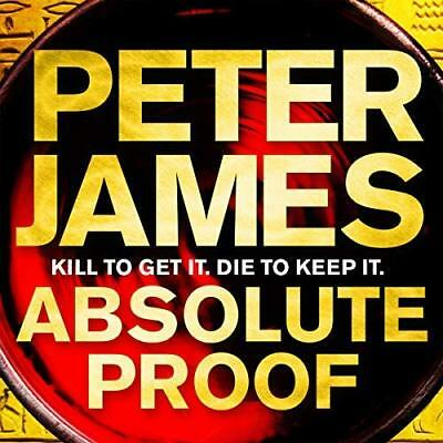 Absolute Proof By: Peter James - Audiobook