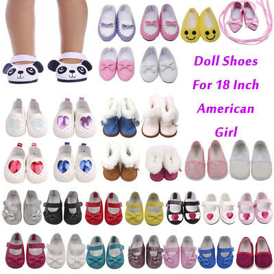 Doll Shoes Accessories For 18 inch American Doll Girl Our Generation Accessories