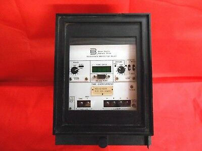 Basler Electric Be1-51 Solid State Time Overcurrent Relay - New/Surplus