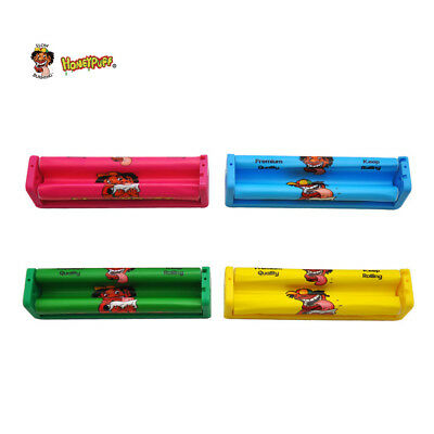 110MM Plastic Tobacco Cigarette Rolling Machine Easy Manual Smoking Roller Maker
