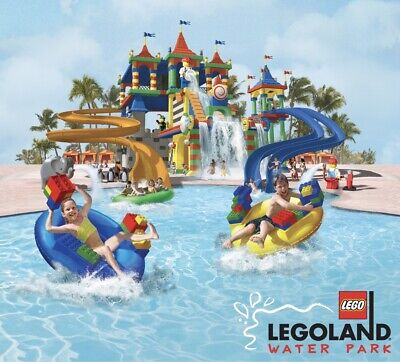 Legoland Florida Tickets Promo Save Tool + Waterpark Combo 1 Or 2 Day Deals!!